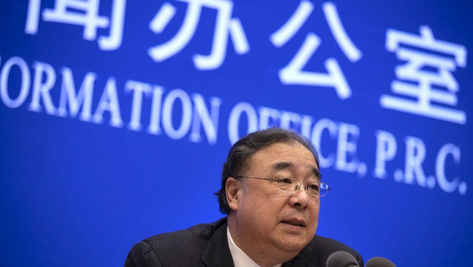 Ma Xiaowei, Direktor der nationalen Gesundheitskommission Chinas