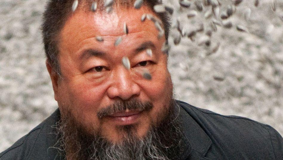 Chinesischer Künstler Ai (Archivbild): Schikanen in seinem Heimatland