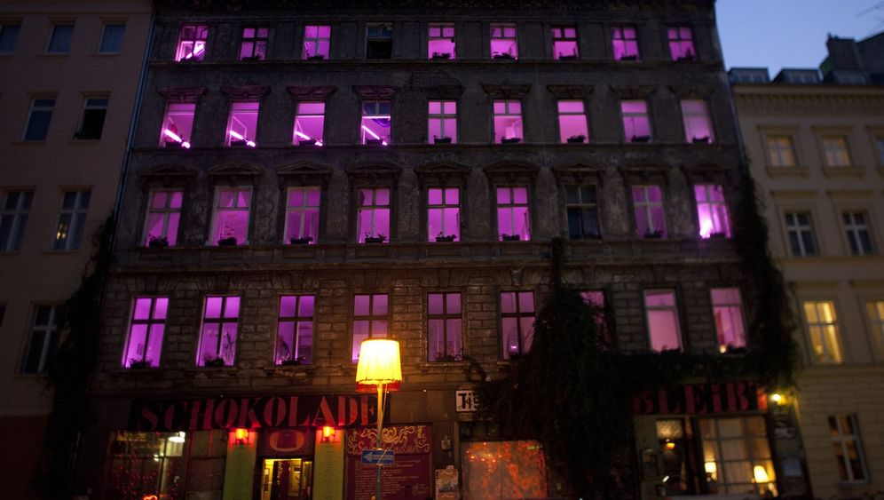 Photo Gallery: Gentrification Threatens Berlin's Night Clubs