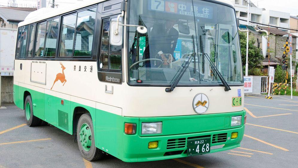 Japan: Ein Bus, zwei Idioten