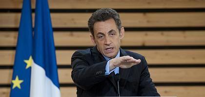 """Frankreichs Präsident Sarkozy: Morddrohung der """"Zelle 34"""""""