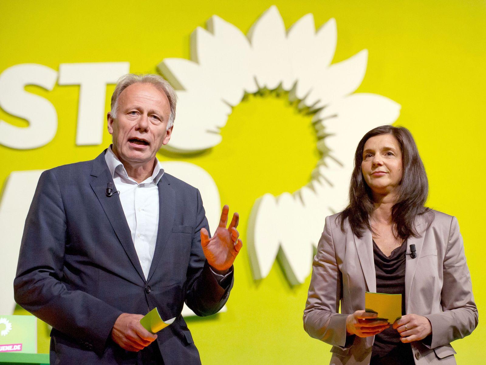 Trittin/ Göring-Eckardt