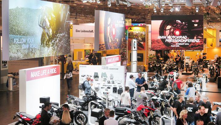 Intermot in Köln: Das sind die wichtigsten Motorrad-Neuheiten