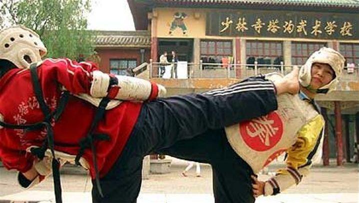 Kung-Fu-Schule: Die Kampf-Kids von Shaolin