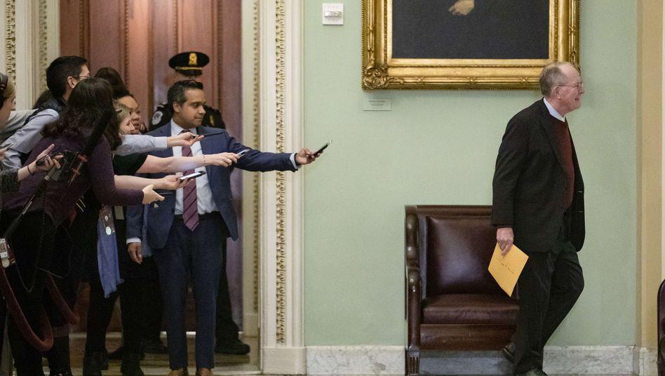 Senator Lamar Alexander nach der Impeachment-Abstimmung: Angst vor den Folgen eines Impeachment-Verfahrens