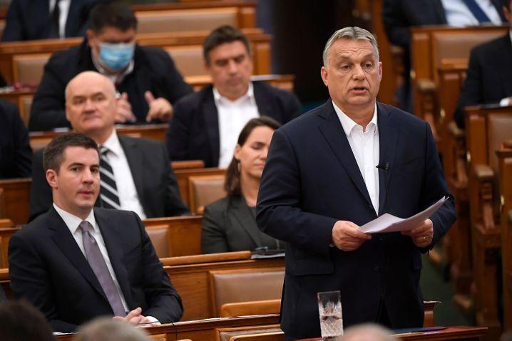 Ungarns Premier Orbán: dauerhafter Notstand