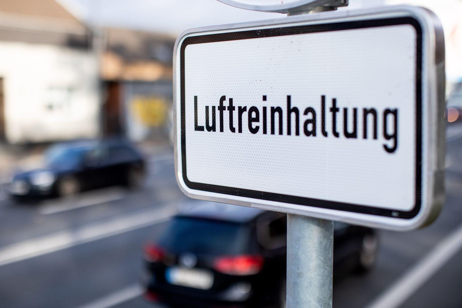 Luftreinhaltung/ Bochum