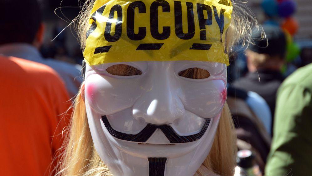 """Jahrestag der """"Occupy""""-Bewegung: Noch da? Noch da!"""