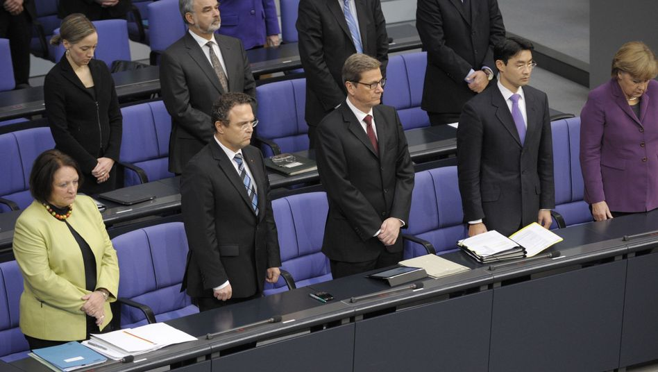 The Bundestag issued a joint statement condemning the murders on Tuesday.