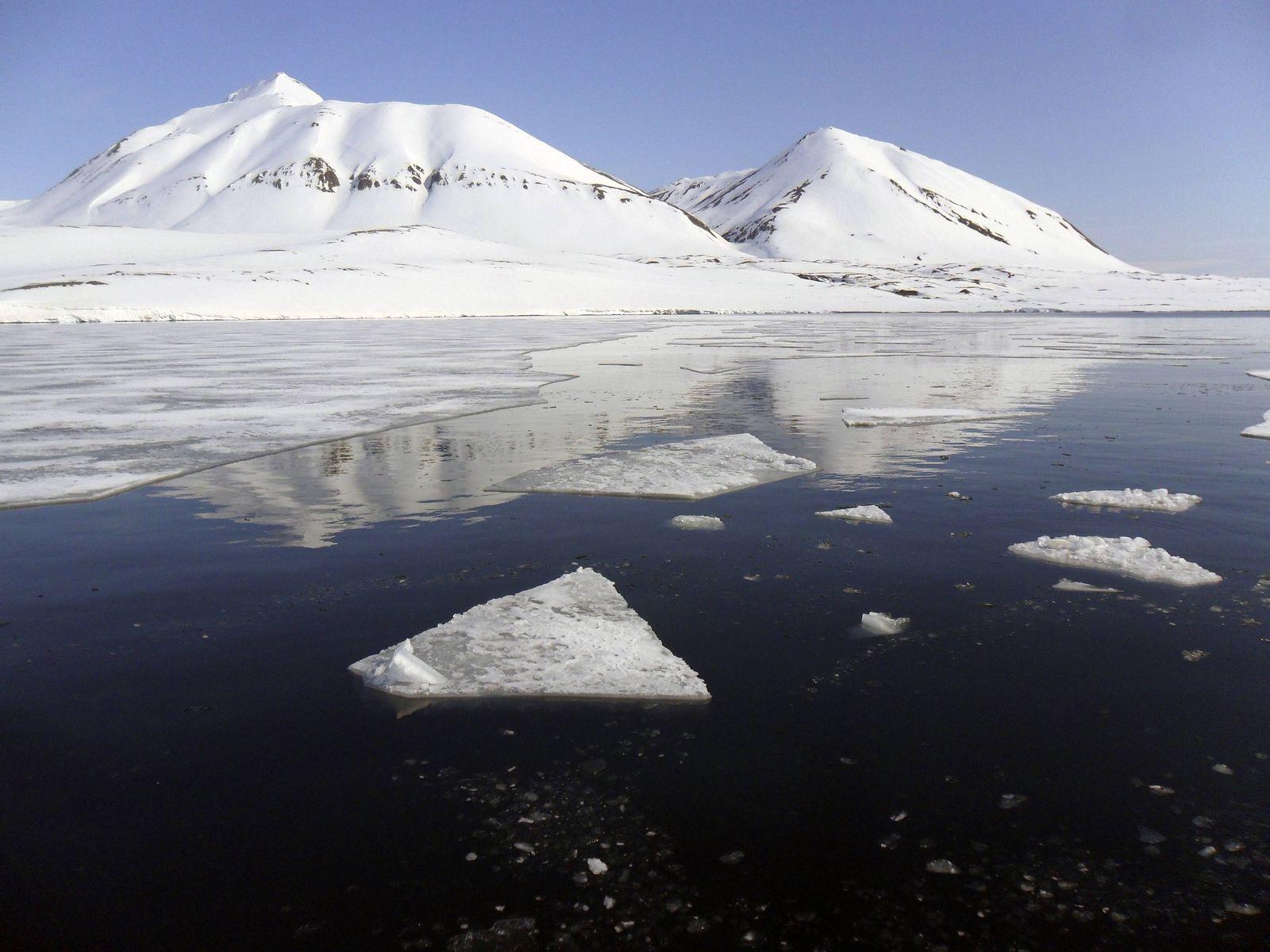 Arktis / Svalbard Archipel
