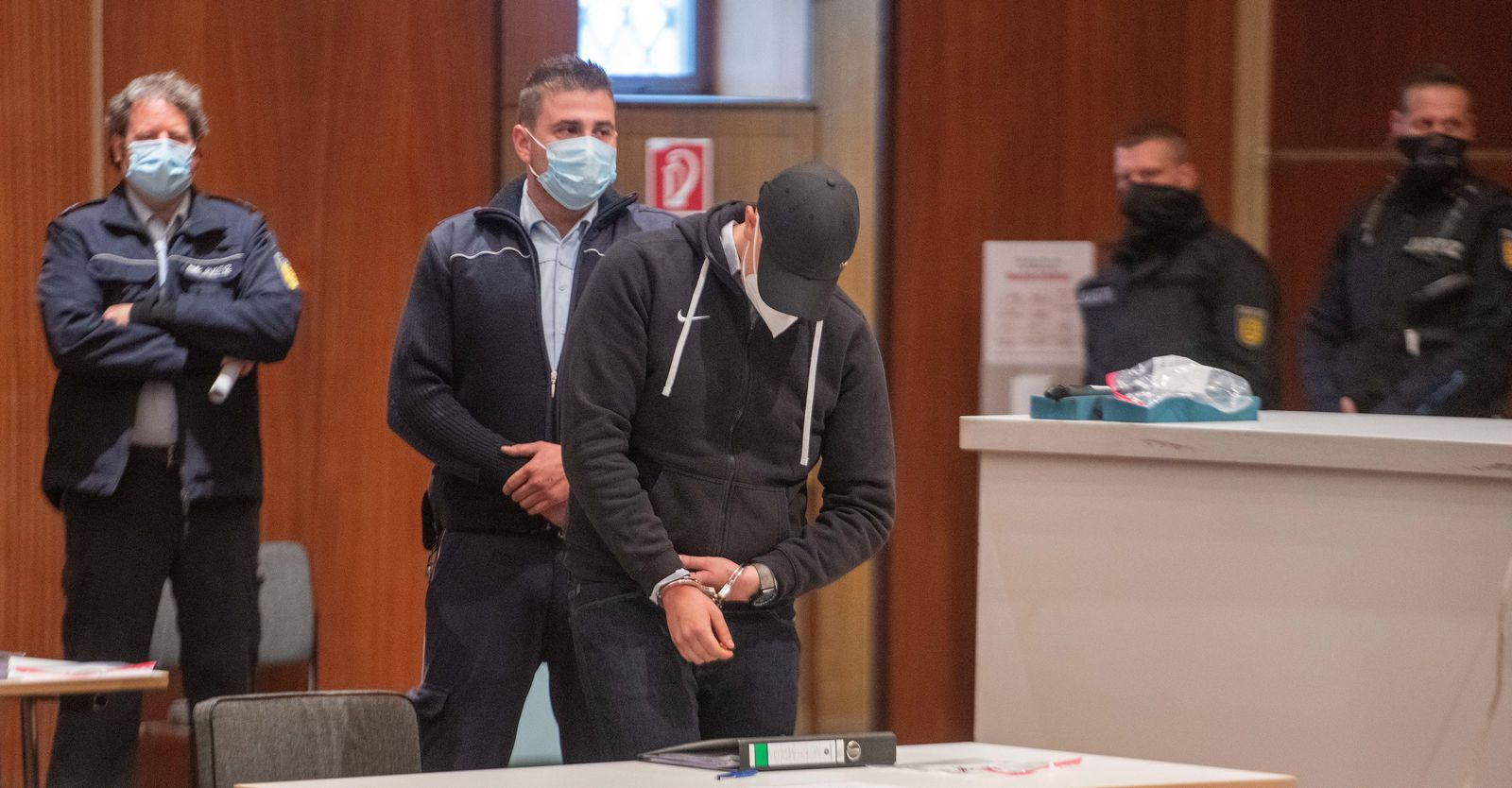 Prozess Brandanschlag auf Roma-Familie