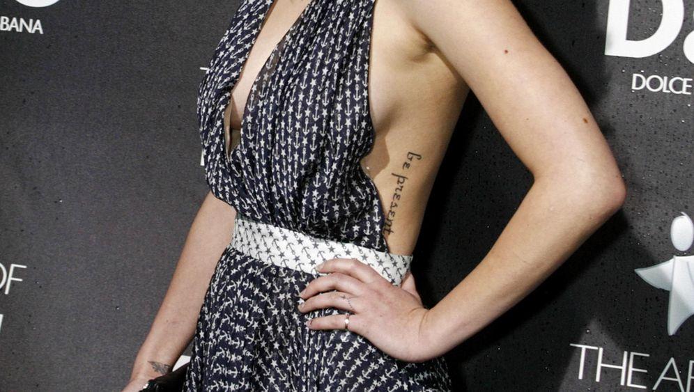 Prominente Tattoo-Mode: Lasst den Körper sprechen