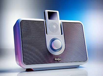 Radiohören mal modern: Digitale Beiträge aus dem Netz mit dem MP3-Player im iTeufel