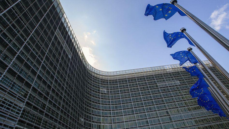 Hauptquartier der EU-Kommissoin