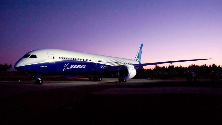 """Boeing 787-10: """"Die Untersuchung hat untermauert, dass hier Vorschriften der FAA bezüglich der Sicherheit von Fluggesellschaften verletzt wurden"""""""