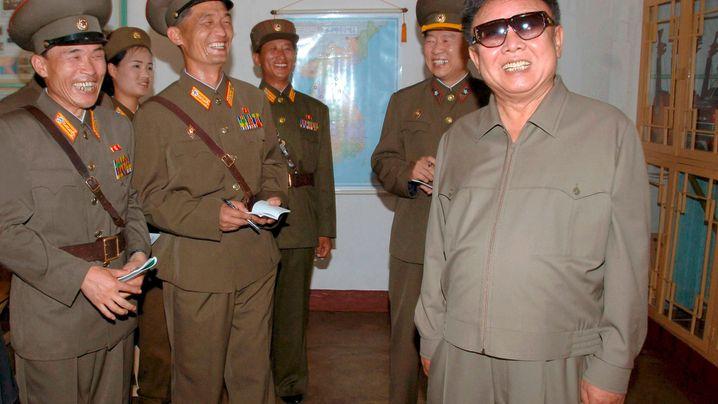 """US-Diplomaten über die Kims: """"Playboy"""", """"Videospieler"""", """"guter Trinker"""""""