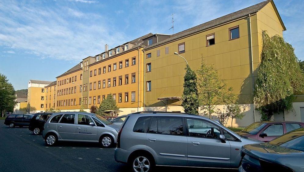 Kreiswehrersatzamt: Kämpfen in Siegen