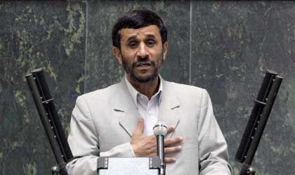 Mahmud Ahmadinedschad: Persona non grata in der EU?