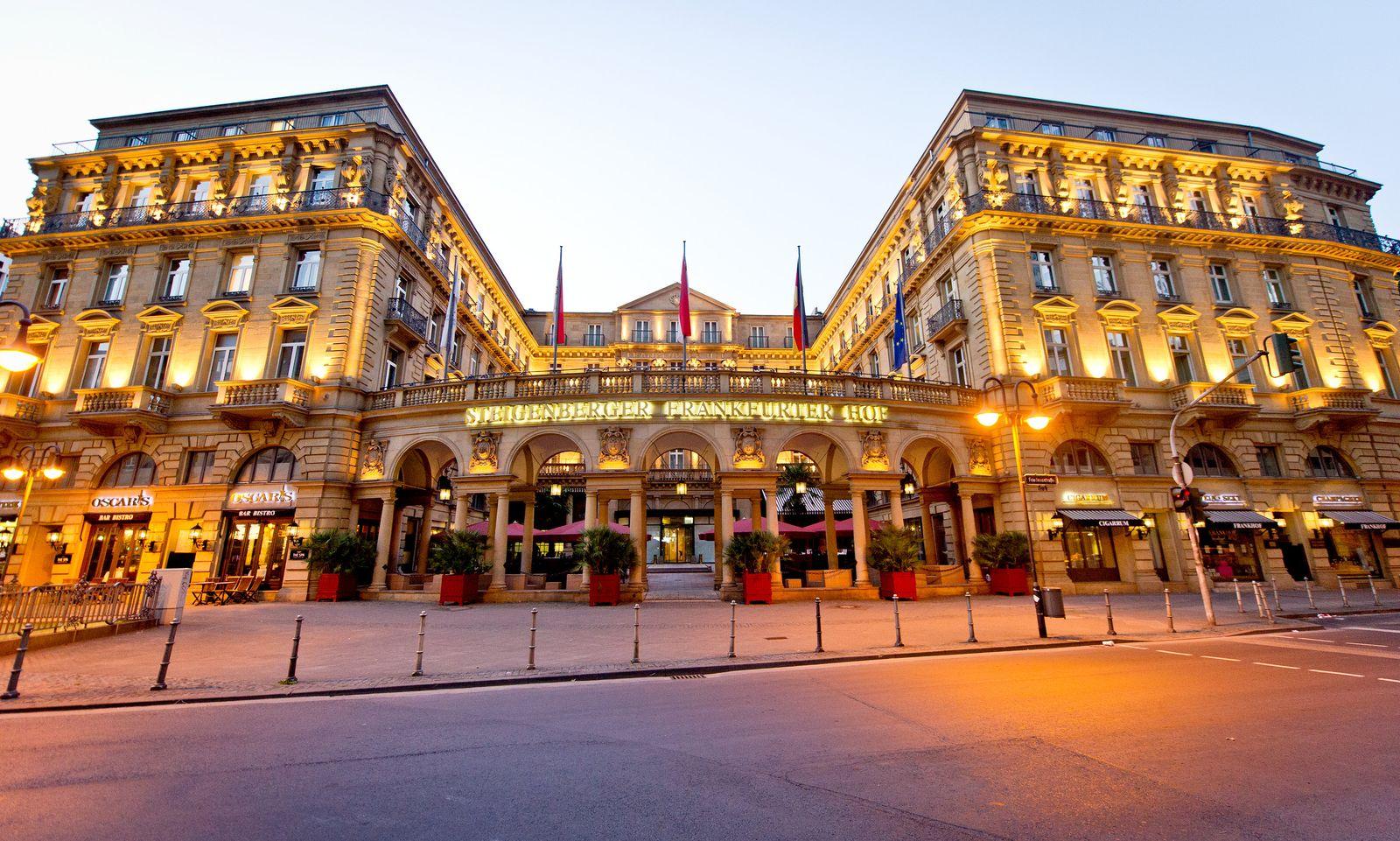 Chinesischer Konzern kauft Steigenberger-Hotels