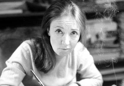 Oriana Fallaci: Die italienische Schriftstellerin erlag einem Krebs-Leiden