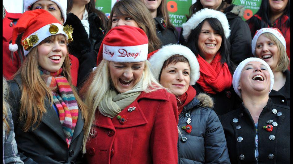 """Military Wives, Anwärterinnen auf den britischen Weihnachtshit: """"Außermusikalische Gründe"""""""