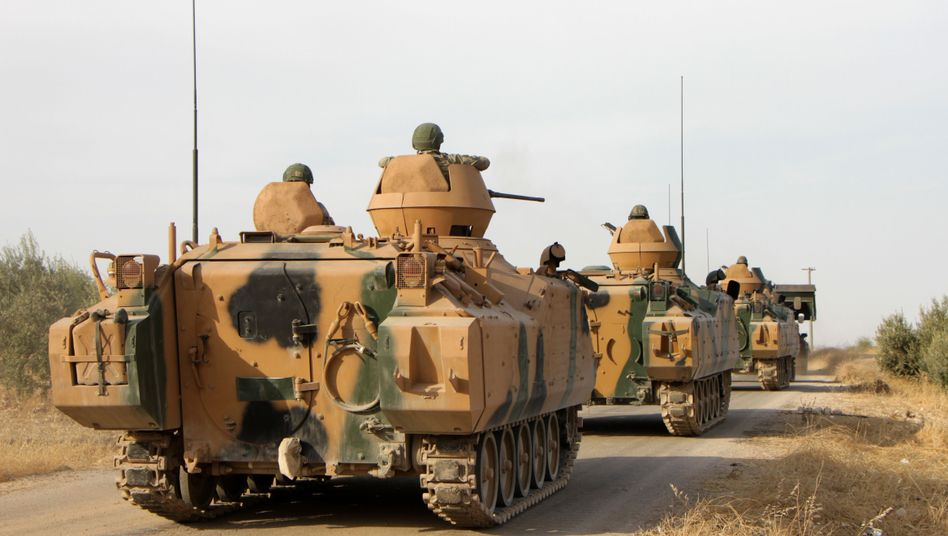 Türkische Soldaten in Syrien - kommen bald deutsche Truppen?