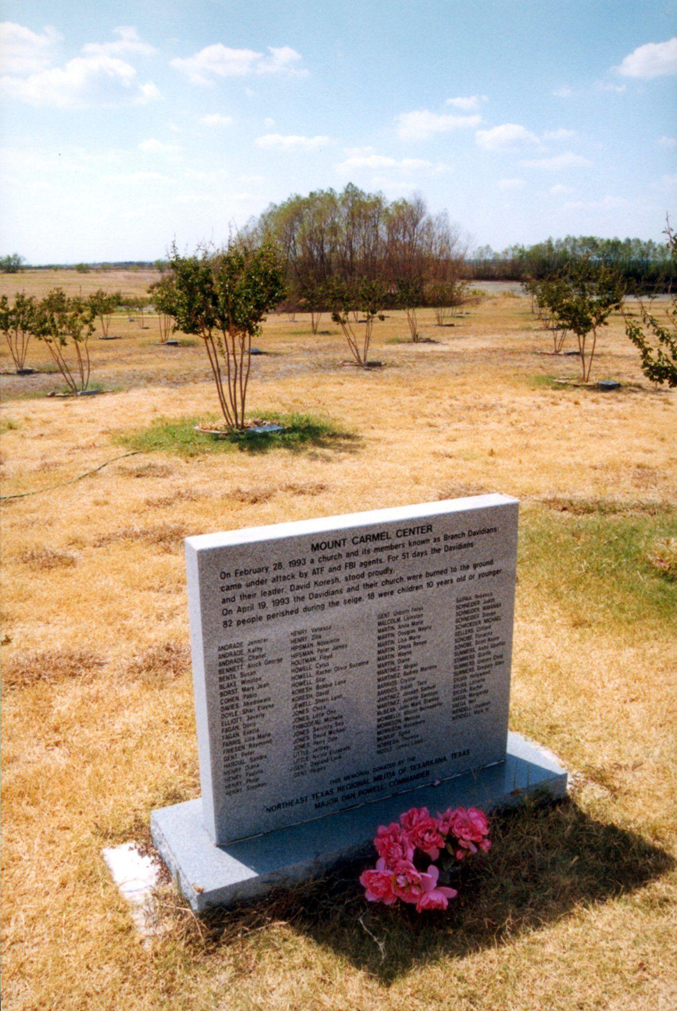 Todesstätte der Davidianer als Touristenziel