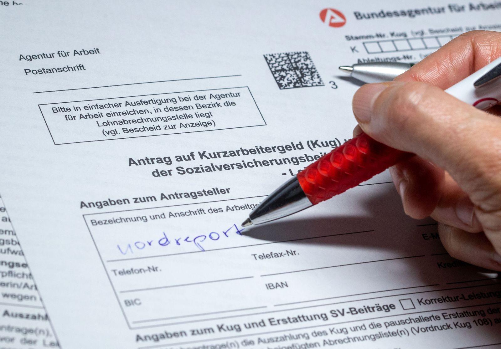 Arbeitsmarktzahlen für Mecklenburg-Vorpommern