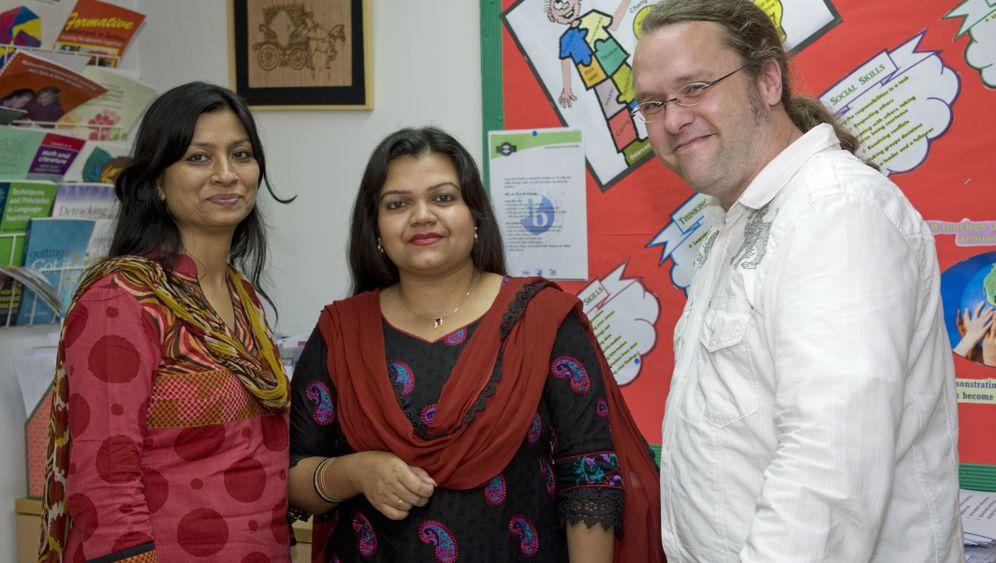 Arbeiten in Bangladesch: Leben in zwei Welten
