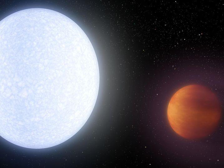 KELT-9b: Der Höllenplanet