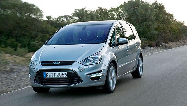 Ford S-Max: Schneller sparen