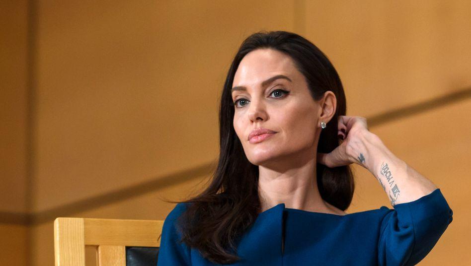 """Angelina Jolie: """"Nie geglaubt, überhaupt irgendjemandes Mutter sein zu können"""""""