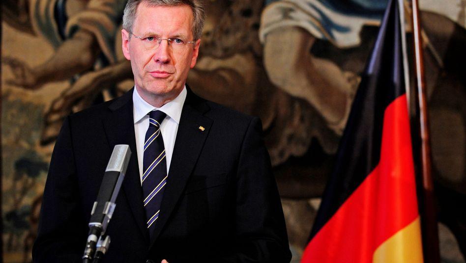 Bundespräsident Wulff: Probleme mit einer quasi-automatischen Patenschaft