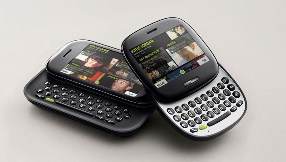 Microsoft-Handys: Schicke Schieber treten gegen iPhone an