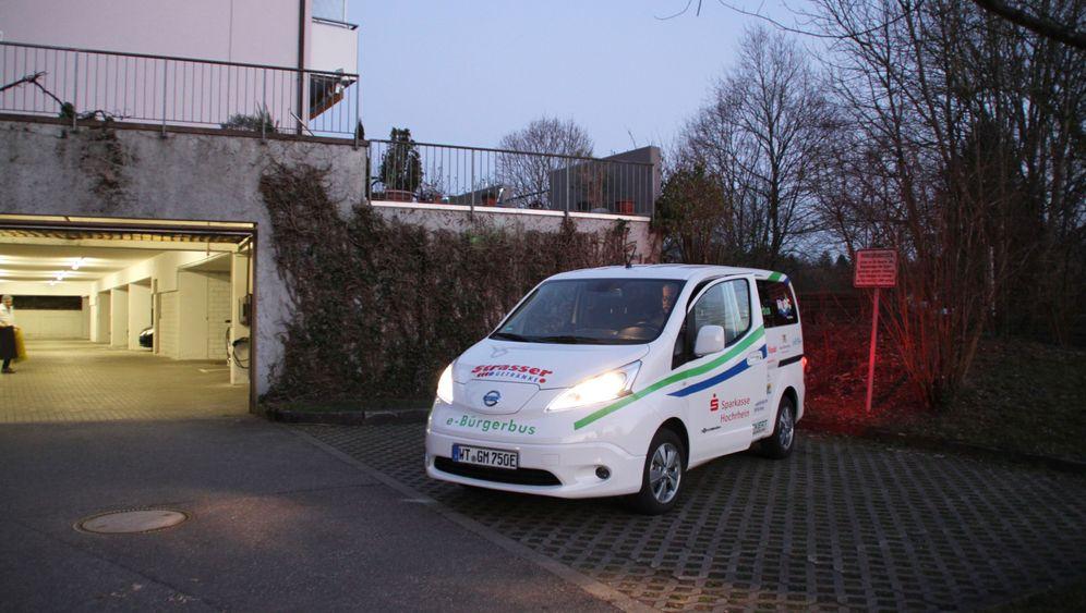 Bürgerbus: Murg fährt schon mal vor