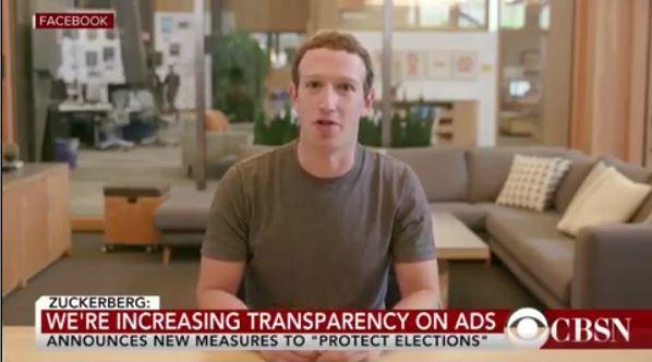 """""""Ein Mann, mit totaler Kontrolle"""": Deepfake-Video, das Mark Zuckerberg zeigt"""
