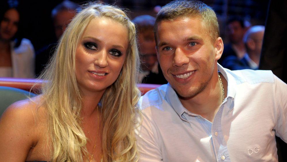 Kölner Idol unter der Haube: Lukas Podolski, Ehemann und Profifußballer