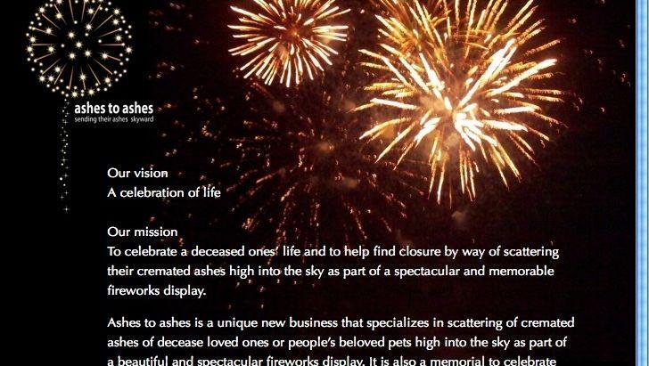 Internetseite des australischen Anbieters: Feuerwerk der besonderen Art
