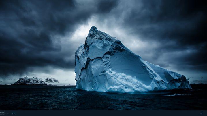 Schmelzende Eisberge: Songs aus Wasser