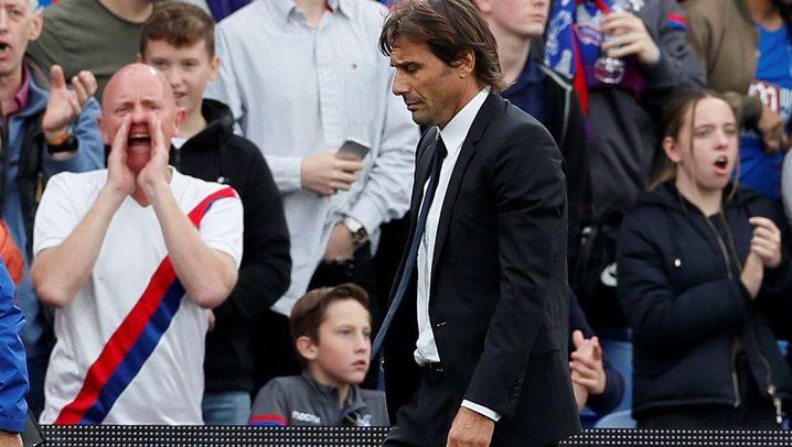 Kritik an Chelsea-Coach Conte: Krach nach den Flitterwochen
