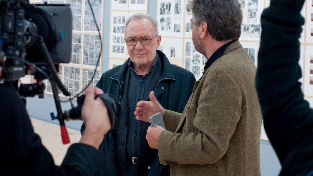 Ausstellung in München: Was Gerhard Richter inspiriert hat