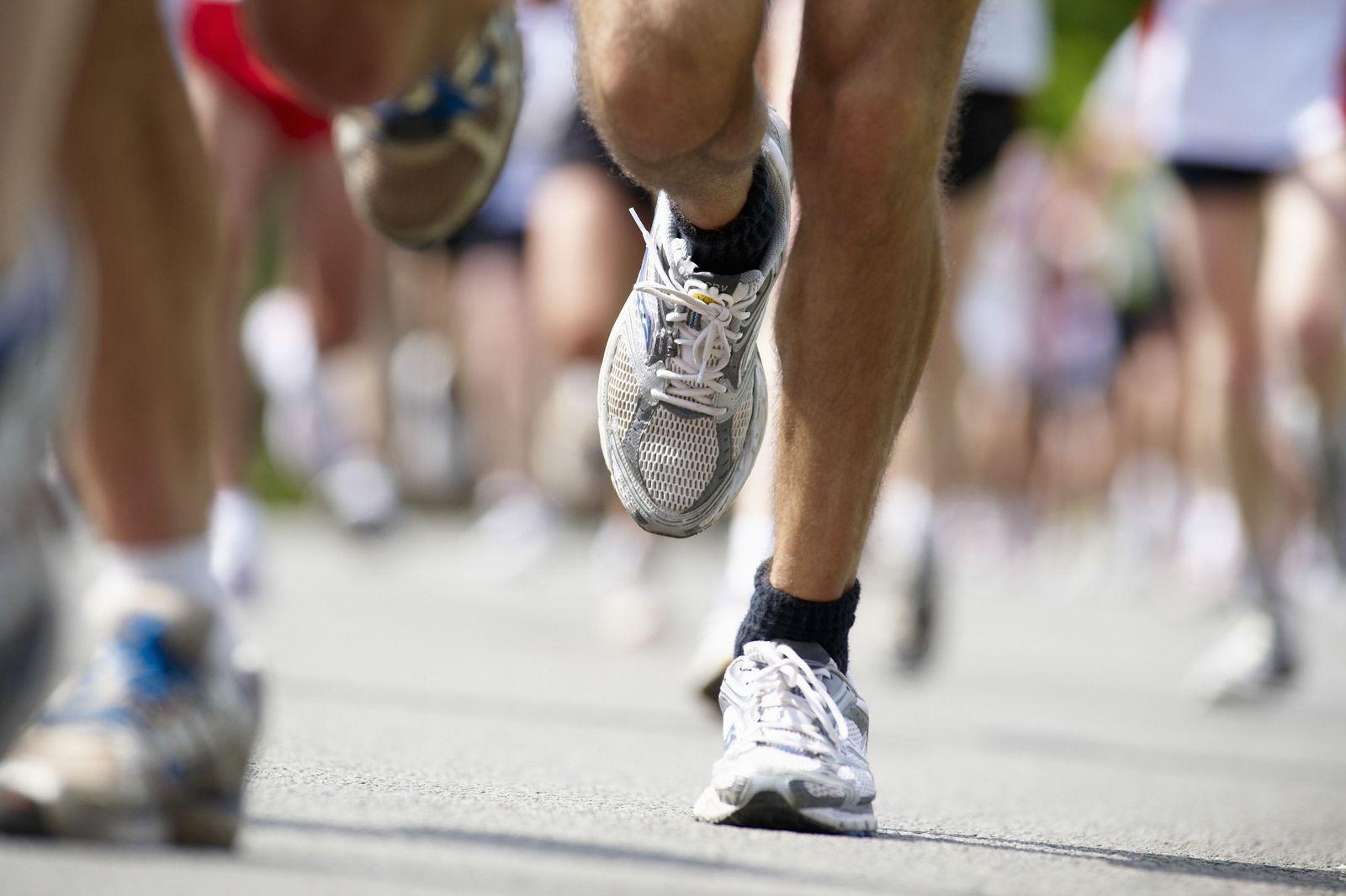 NICHT MEHR VERWENDEN! - Marathon / Läufer / Jogger