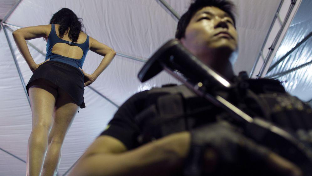 Brasilia: Schönheitswettbewerb im Knast