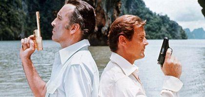 """""""Der Mann mit dem goldenen Colt"""", Bond: Ist 007 ein Serienkiller?"""
