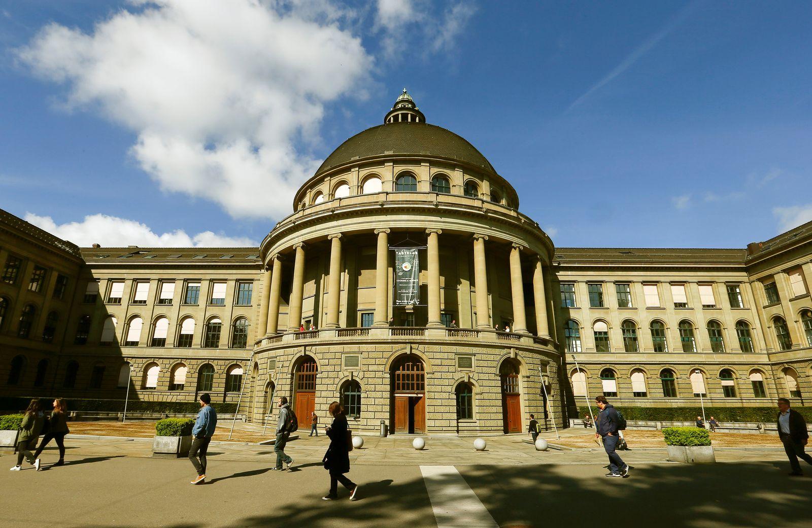 ETH Zurich / 10 beste Unis der welt