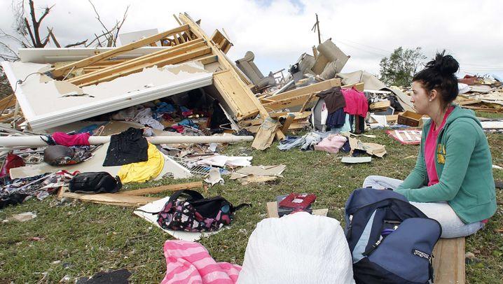 Stürme in den USA: Verheerende Tornadoserie