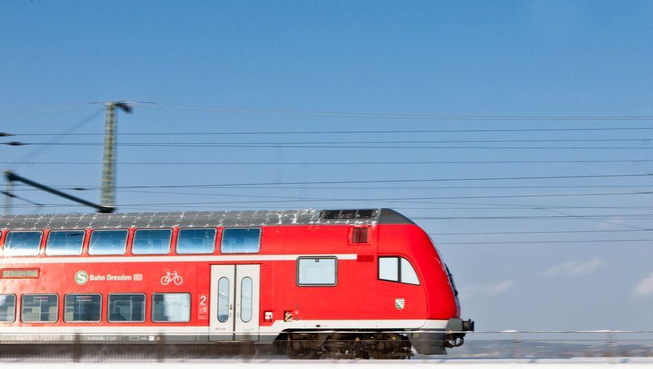 Nahverkehrszug der Dresdener S-Bahn: Bald auch als IC im Einsatz?