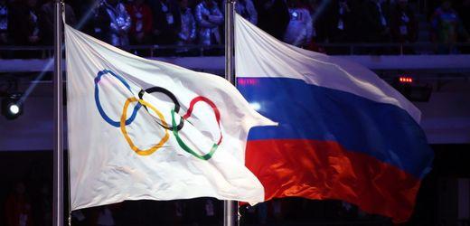 Olympia: Marija Lassizkene, Anschelika Sidorowa, Ilja Iwanjuk, Axana Gataullina dürfen starten