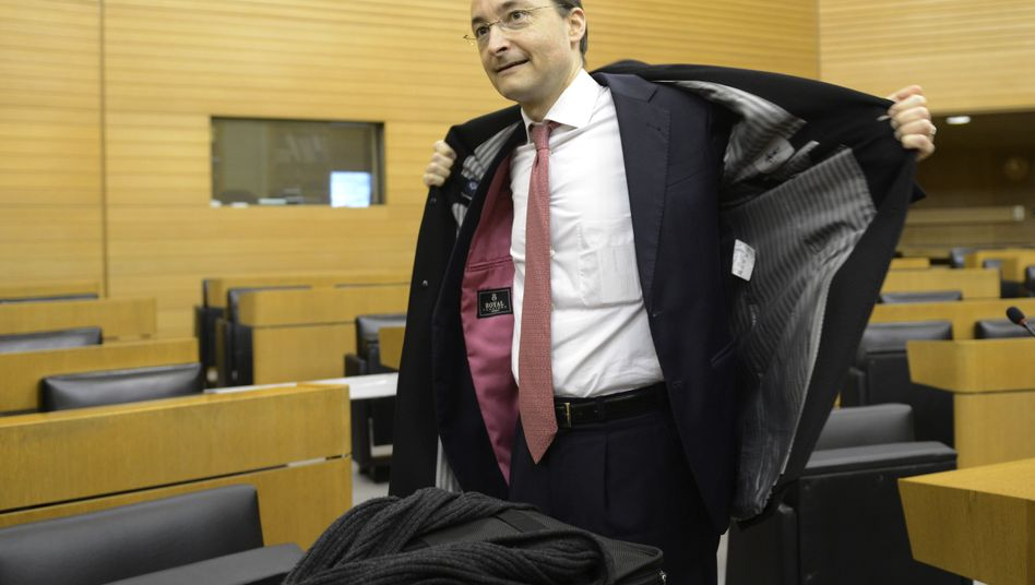 Dirk Notheis: Regen Kontakt zur Bundesregierung