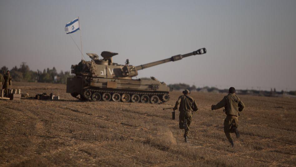 Angaben israelischer Armee: Im Gaza-Streifenvermisster Soldat starb bei Gefecht